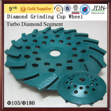 Turbo Grinding Cup Wheel for Concrete
